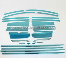 KIA sportage R Window trims ABS Chrome Window trims for sportage