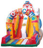 inflatable slide tobogan, small inflatable slide M4057