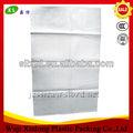 polipropileno tejido de la bolsa de cemento