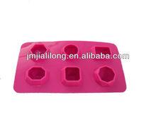 Flexible Sweet Ring Shaped Silicone ice machine