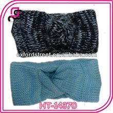 fashion winter acrylic headband acrylic head warmer