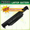 For ASUS A32-K55 li-ion laptop battery pack for ASUS A45 A55 A75 series