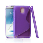 S line wave jelly tpu for samsung galaxy note 3 n9000 case