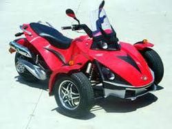 50cc Reverse Trike scooter