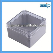 semi-high-end plexiglass boxes waterproof cute plastic box with CE