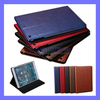 Smart Fold Color Flip Stand PU Leather Case For iPad AIR 2