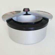 for medium size animal 60 oz plastic auto pet feeder automatic dog feeder