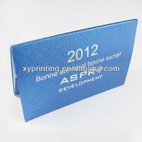 2014 Popular Promotion Wall Calendar, Table Calendar, Desk Calendar Printing From China Factory