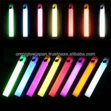 JAPAN High quality Vivid satureation Glow Light stick for an event decoration
