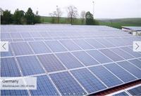 Bluesun high quality easy install solar central heating system