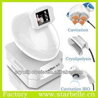 Portable Cryolipolysis Bio Cavitation Cavislim Cavitation System With CE