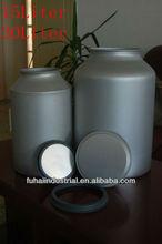 aluminum container for medicine liquid packaging, drug packaging