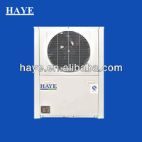 air water heat pump heater(scroll type) plant(heater unit)