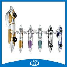 Cheap Promotional Novelty Plastic Ball Pen, Car Shaped Ball Pen