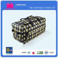 New Designer skull print international stylish trolley sky travel luggage bag for promotion/ Manufacturer