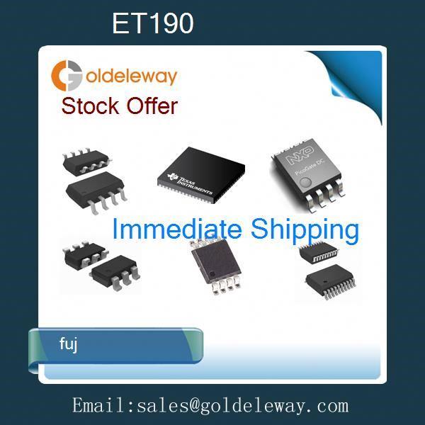 ( Ic ) ET190 et1109, Et110,