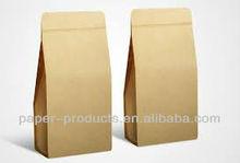 multiwall kraft paper bag/kraft paper treat bag