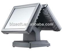 HDZ-6000P Fashion Hair Cut Salon Shop Dual Screen Touch POS Equipment