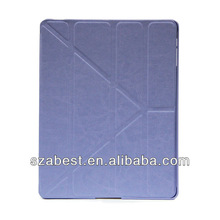 2013 New product laptop leather case for ipad mini made in china