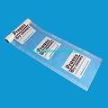 impreso de alta calidad de plástico perforada de limpieza en seco bolsa en rollo