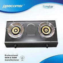 JZY-TB002P New design restaurant equipment gas stove