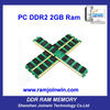 Second hand computer parts desktop ddr2 cheap 2gb memory