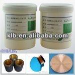 Silicone bonded Nylon copper adhesive/sealant