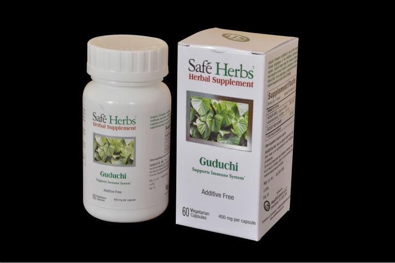 Guduchi (Tinospora cordifolia) Capsule