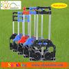 NEW FOLDING ALUMINIUM TROLLEY CART,HAND DOLLY TROLLE CART,Folding Heavy-Duty Multi-Use Luggage Cart