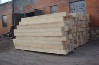 Antiseptic treated timber
