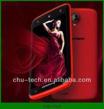 Lenovo S820E CDMA 2000 women's new quad-core dual-mode dual standby Smartphone Android 4.2