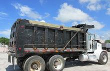 Dump Truck Peterbilt 378 T/A 2005