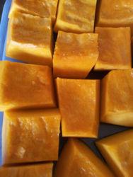 Frozen piece Pumpkin