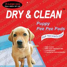 Built in odor control neutralize tough urine odors puppy training pads
