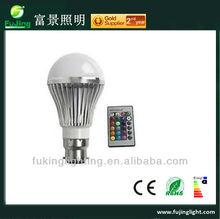 Professional design 180 Degrees Beam Angle 5W b22 led bulb