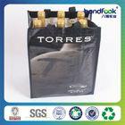 Good Quality wine bottle case carrier holder bag
