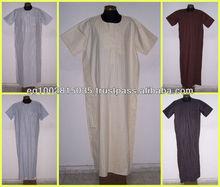 Arabic Islamic Muslim Men's thobe thoub thaub thawb