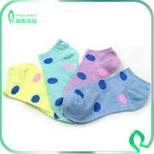 Candy Color Women Cotton Winter Socks Korean Socks Fashion Anklet