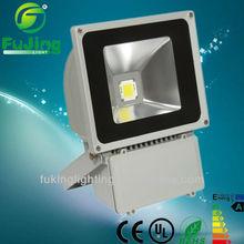 70W outdoor pir motion sensor led flood light induction sense