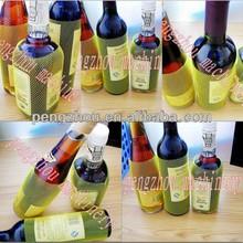 EPE plastic sleeve mesh bottle protector