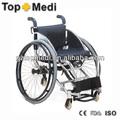 Karma sedia a rotelle sedia a rotelle topmedi fs756lq-36 per pingpong