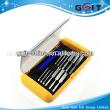 Reparing screw driver tool set of mobile phone cell phone repair part replacement