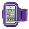 best running sports neoprene armband for iphone 4