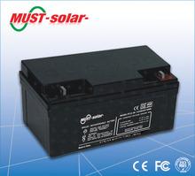 Sealed Lead Acid Rechargeable Battery 12V 180AH