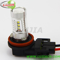22W Error free H8 high power LED fog lights for BMW