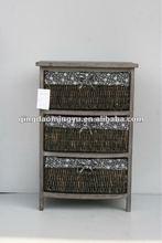 3 layers modern bedroom furniture drawer runner
