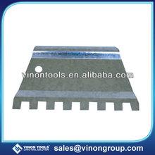 Steel/Galvanised Adhesive Spreader, Hand Tools