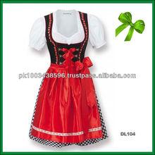 German maid Oktoberfest fancy dress costume, Heidi Beer Wench fancy dress