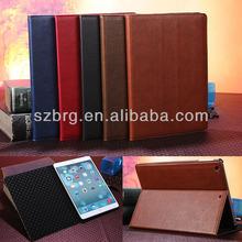 Retro book case flip stand for iPad mini 2 leather case