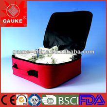 Gauke 2013 Red Outdoor Sports Travel Home Emergency Survival Medical First aid kit